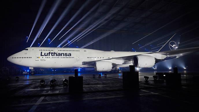 Lufthansa presenta una imagen más moderna