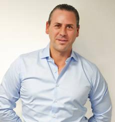 El cofundador y codirector de Teldar Travel, Olivier Deloui.
