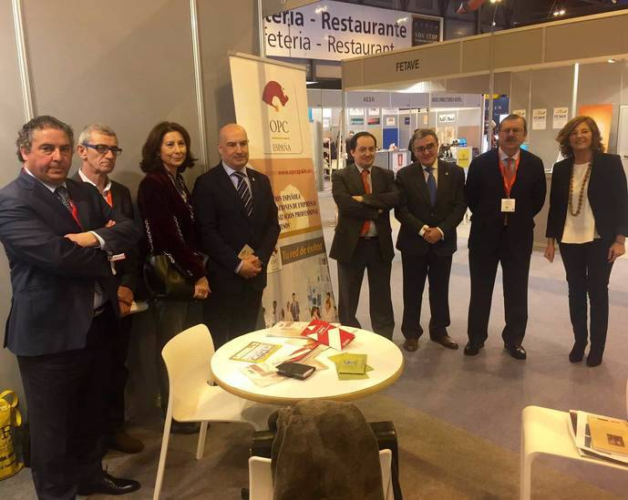 OPC España celebra su Junta Directiva durante Fitur