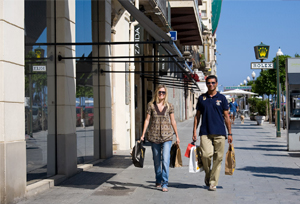 Poner a España en el mapa del Turismo de compras