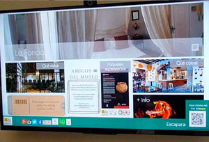 La cartelería digital evoluciona en el Sector Turístico