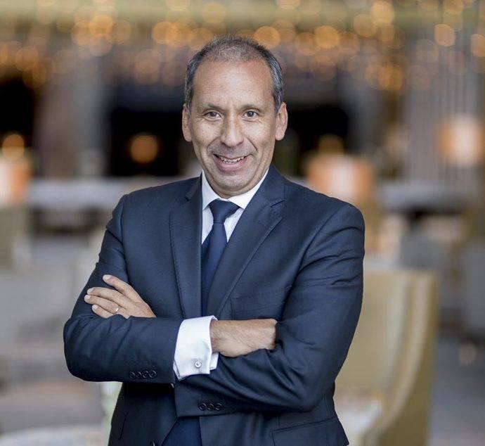 Fairmont Rey Juan Carlos I tiene nuevo director general