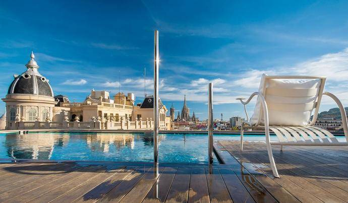 El hotel barcelonés Ohla Eixample se da a conocer
