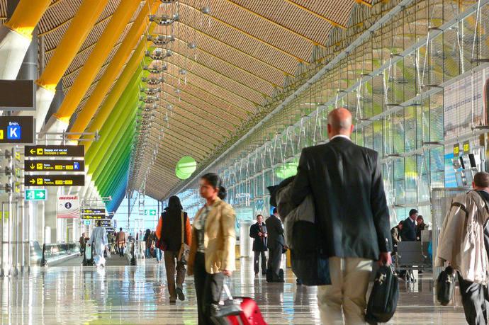 La vía aérea supera al AVE en el mercado doméstico