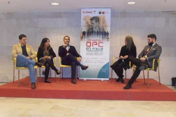 Los 'jóvenes' de OPC España analizan la innovación sectorial