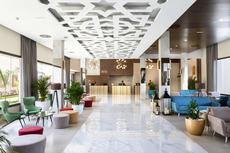 El hotel Riu Palace Boavista cuenta con 505 habitaciones.