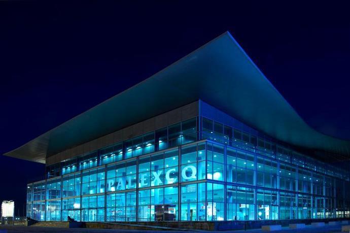 El Palacio de Congresos de La Coruña cerrará el año 2010 con un incremento global de ocupación y asistencia