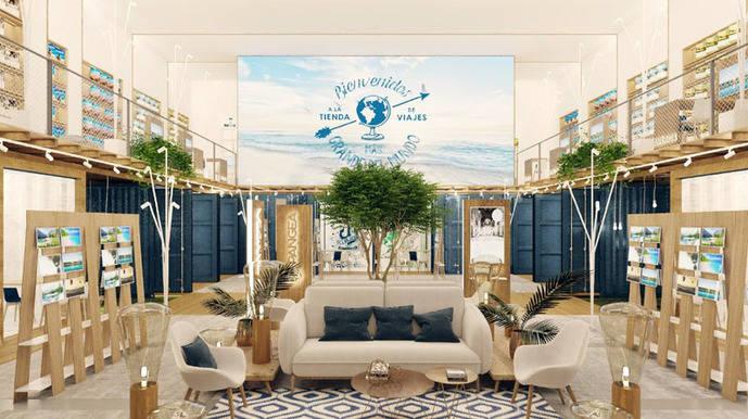 Pangea abre 'la tienda de viajes más grande del mundo'