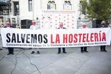 La Hostelería clama unida por la salvación del sector