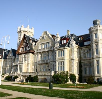 El Palacio de la Magdalena acogió 333 eventos en 2015
