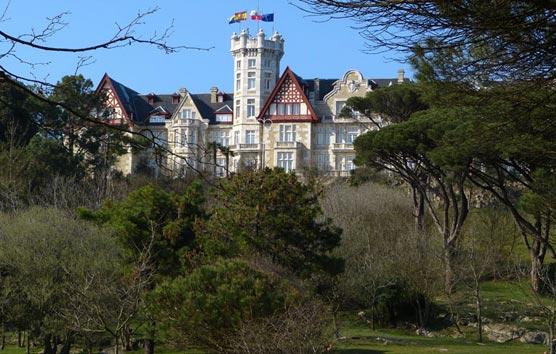 El Palacio de la Magdalena ultima su rehabilitación
