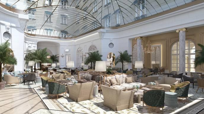 El Mandarin Oriental Ritz admite sus primeras reservas para marzo de 2021