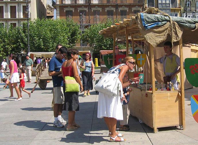Los españoles, a la cola en gasto turístico este verano
