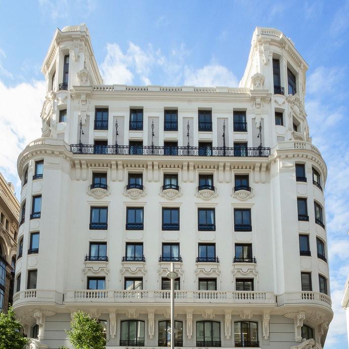Pestana CR7 Gran Vía Madrid abre el 7 de junio