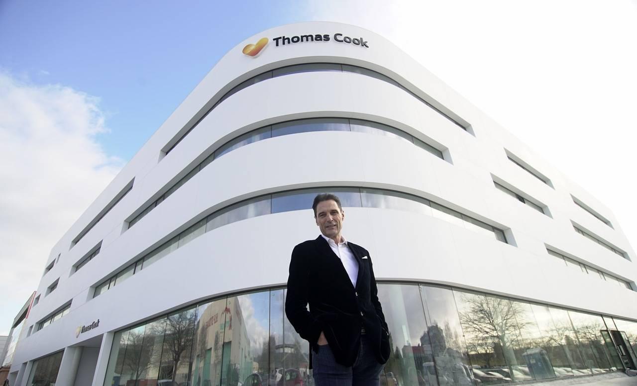 Thomas cook refuerza su presencia en palma estrena sede y - Busco trabajo en palma de mallorca ...