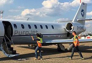 Hahn Air flotará vuelos de Alemania a Palma para los clientes de Purohotel