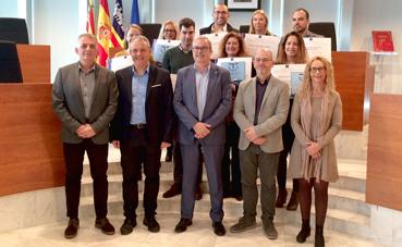 Playasol Ibiza recibe el 'Compromiso de Calidad Turística'
