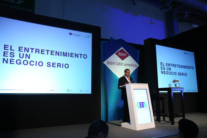 La Feria IBTM realiza su primera edición latinoamericana, en Ciudad de México