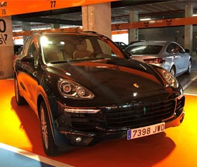 Sixt amplía su flota Premium con el Porsche Cayenne S Diesel