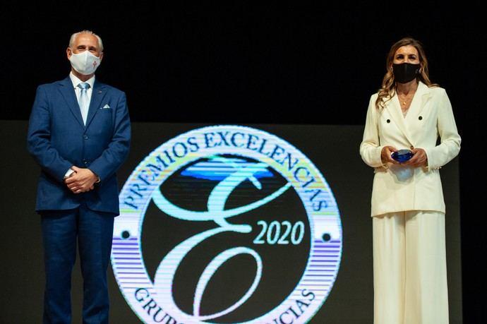 Grupo Piñero, 'Premio Excelencias Turísticas-Azul 2020'