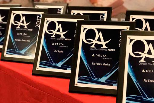 11 hoteles Riu reciben el premio 'Quality Assurance'