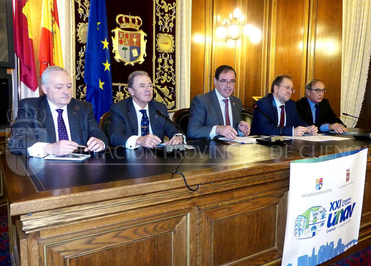 UNAV congregará a 200 profesionales en Cuenca