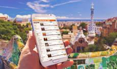 Tres de cada cuatro viajeros eligen destinos españoles.
