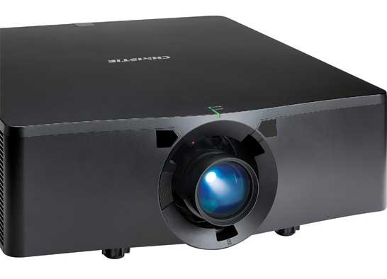 Christie lanza una nueva generación de proyectores