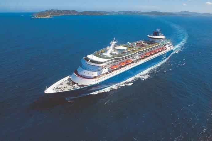 El sector cruceros consigue más de 4 millones de pasajeros el primere semestre