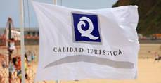 El ICTE certifica a 248 playas con la Bandera 'Q'
