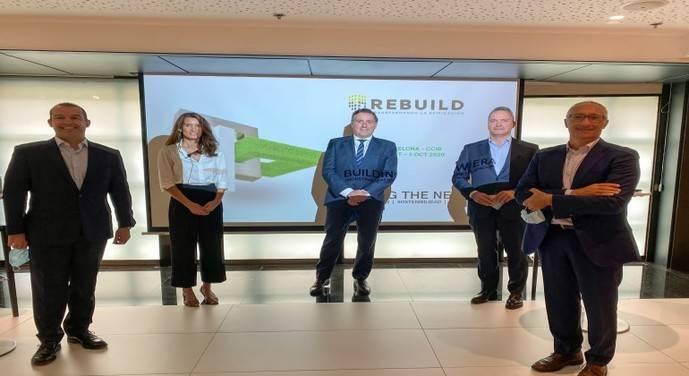 Rebuild 2020, primera feria post-Covid Barcelona