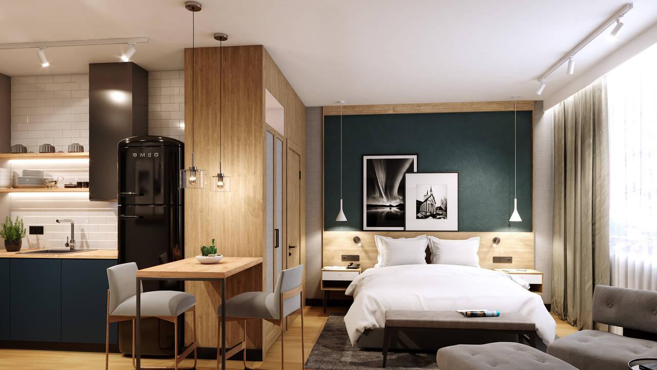 Apartamentos con servicios en Radisson Hotel