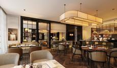 Restaurante del hotel.