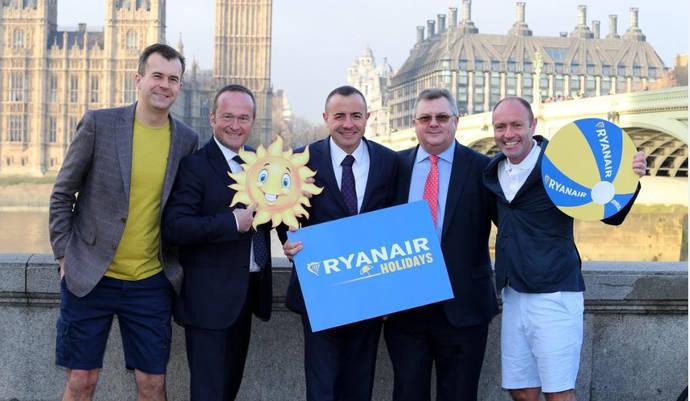 Ryanair: 'Los consumidores pagan demasiado por los 'paquetes' turísticos'