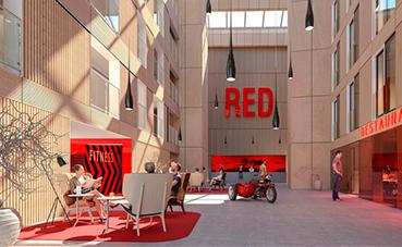 Radisson Red se estrenará en Dinamarca en 2019