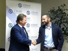 Murprotec y CEHAT firman un acuerdo de colaboración
