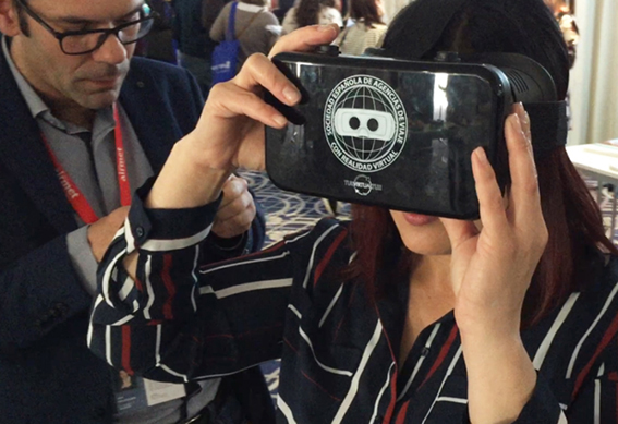 La realidad virtual llega a las agencias de Portugal