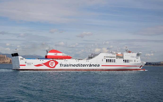 Alianza estratégica de Avis con Trasmediterránea