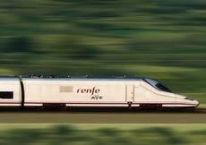 El AVE arranca el año con un 7% más de pasajeros