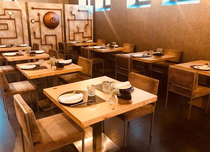 Lahidro, el nuevo restaurante de Sercotel Hotels