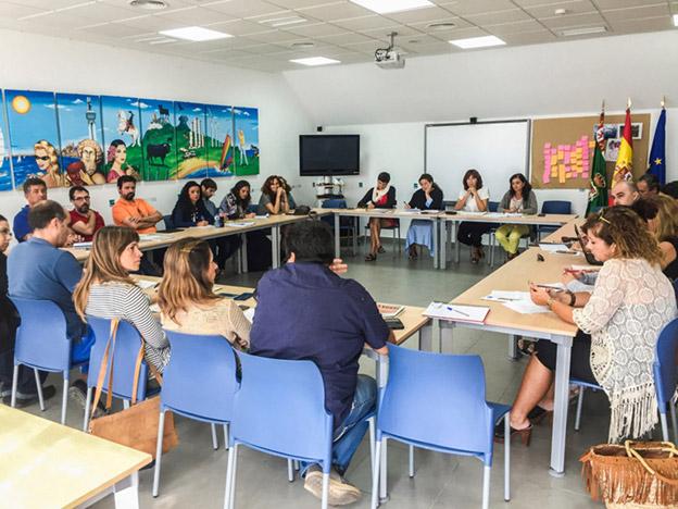 Encuentros con las mesas sectoriales de turismo en Cádiz