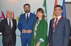El consejero de Turismo y el director de TurEspaña han asistido a la WTM.