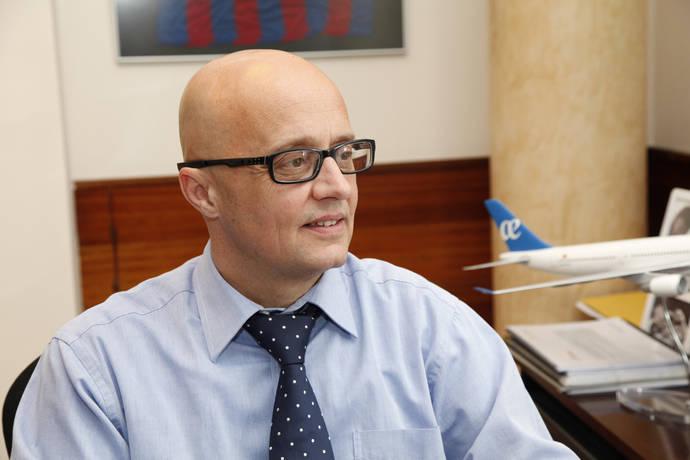 Richard Clark, nuevo subdirector de Air Europa