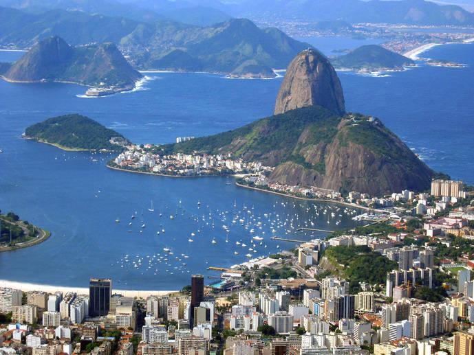 Crecen un 220% las reservas de viajes a Río de Janeiro