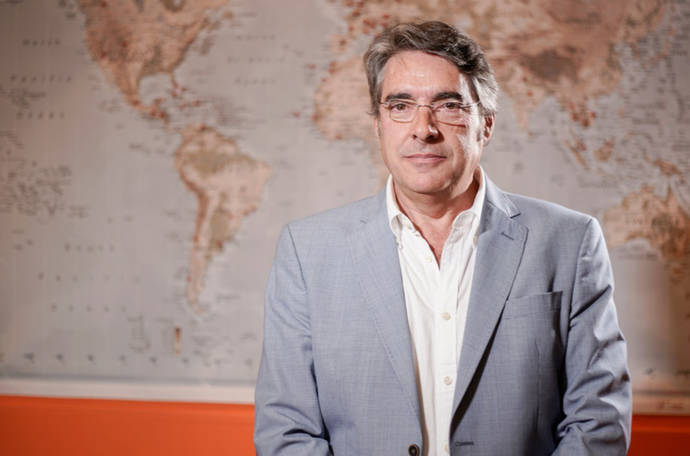 Roberto García, director comercial de Luxotour