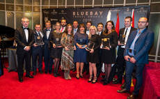 Galardonados en los Blue Bay Travel Awards 2018.
