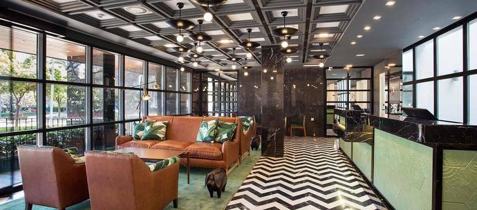 Room Mate Hotels abre su cuarto hotel en Barcelona