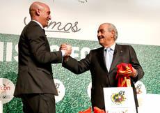 Halcón arrasa entre federaciones y clubes deportivos