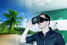 El objetivo de Idealmedia era introducir 4.500 gafas virtuales en 2016.
