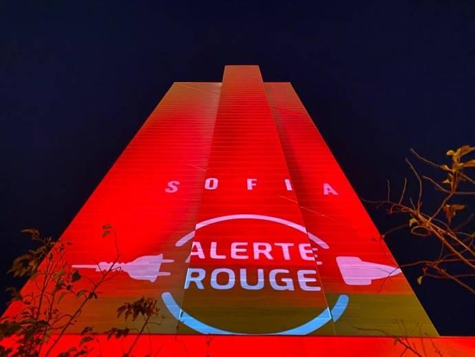 El Sofia Barcelona se une a la iniciativa #AlertaRoja